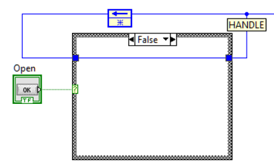 Communicating with ADU, USB devices, in LabView